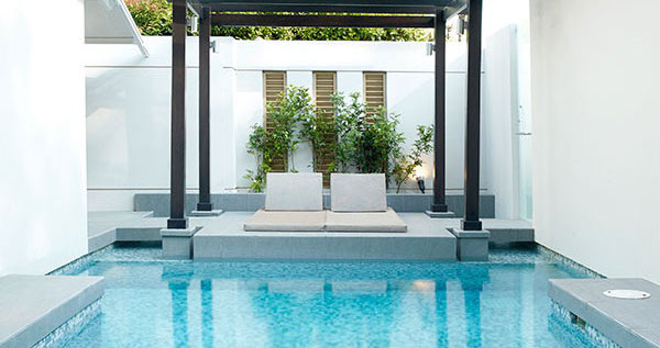 Hotel Rooms With Private Pools In Singapore