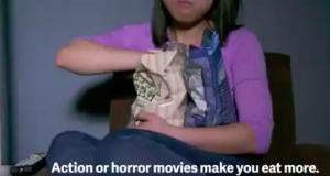 No scary movies