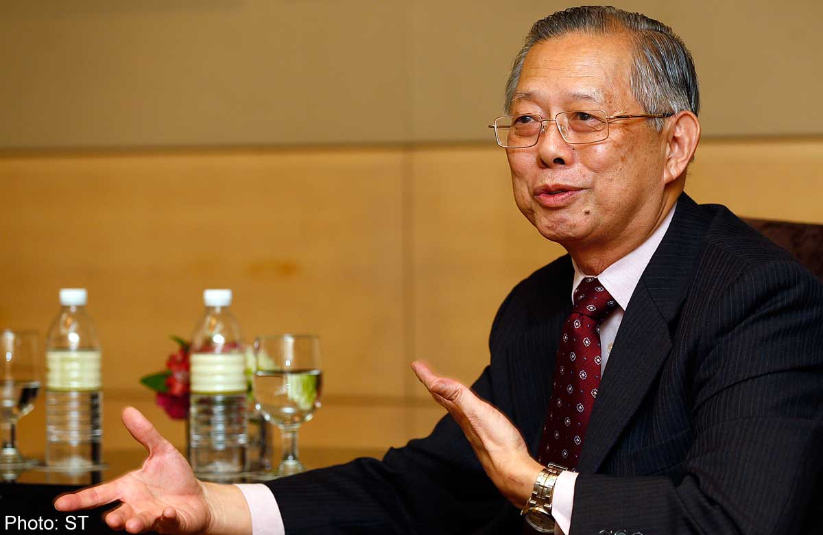 According to former Head of Civil Service, Singapore may be decadent