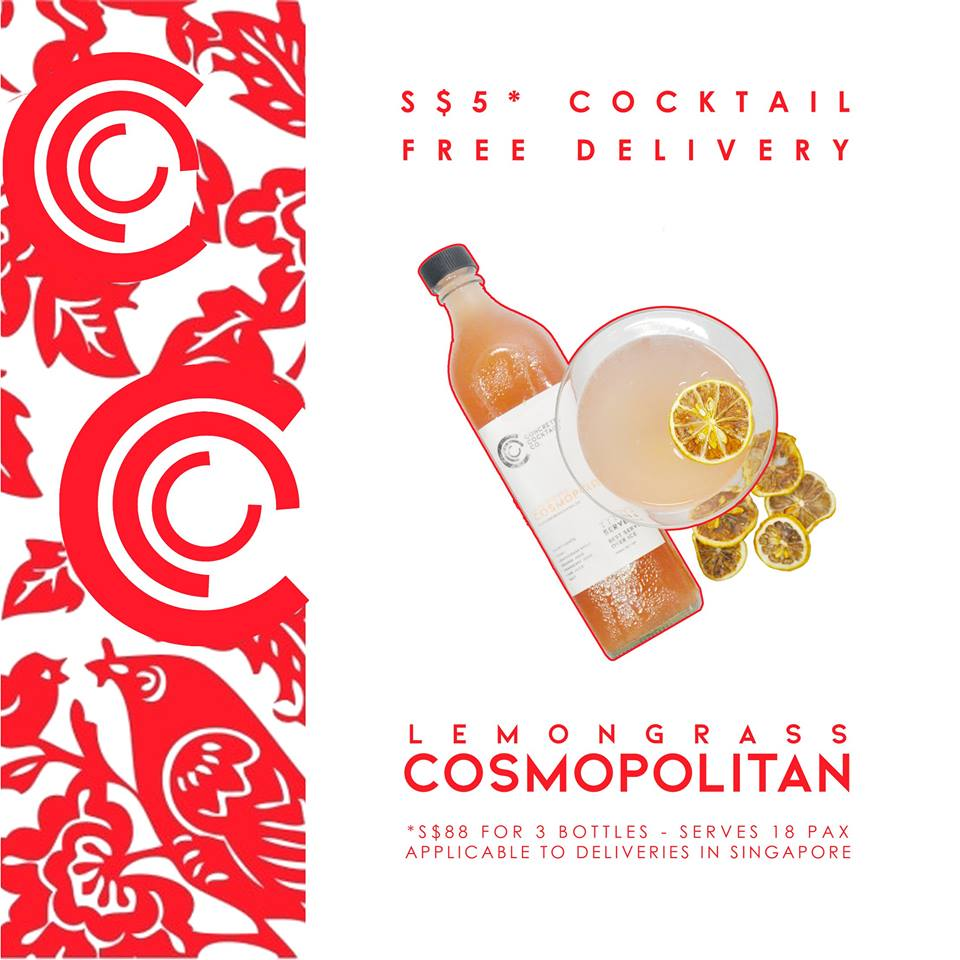 Handcrafted Cocktail Delivery by Concrete Cocktail Co