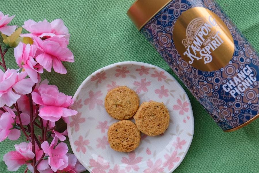 Bak Kut Teh Cookies from Old Seng Choong