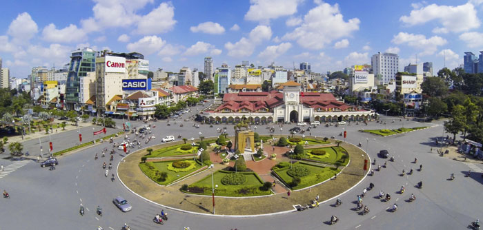 Ho Chi Minh, where to go, getaway from Singapore