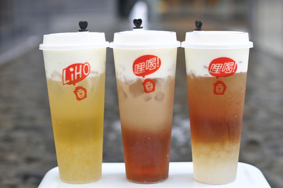 LiHo, Bubble tea