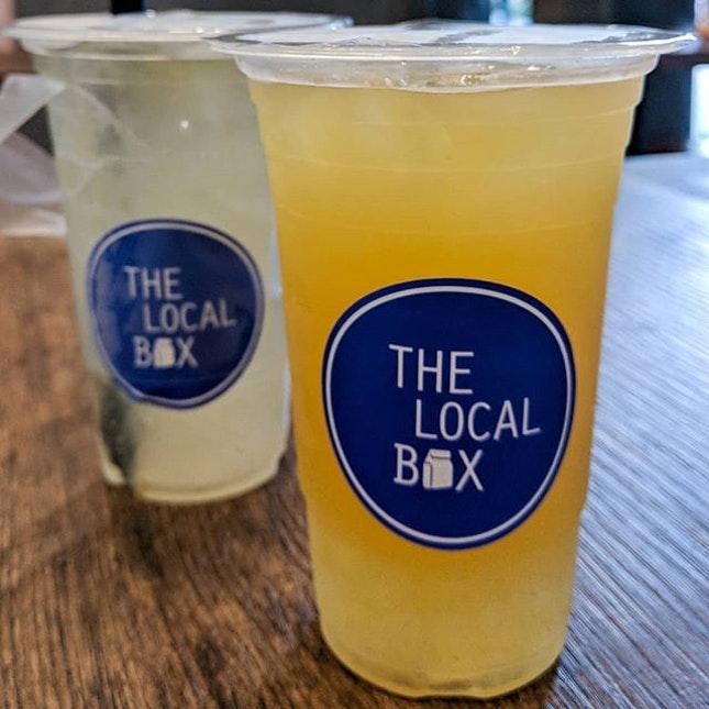 The Local Box, Bubble tea