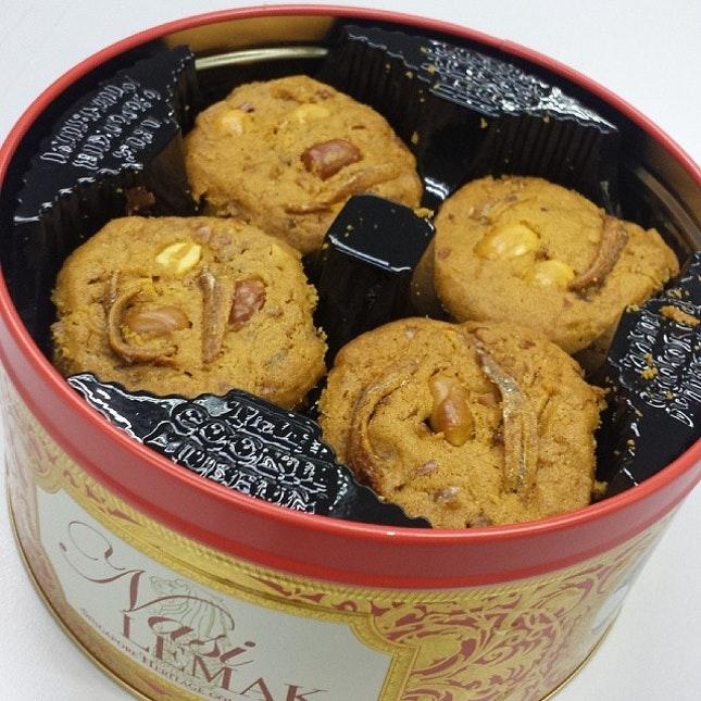 Nasi Lemak cookies The Cookie Museum