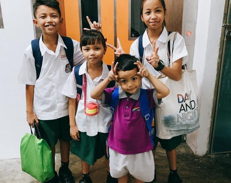 Janna's children